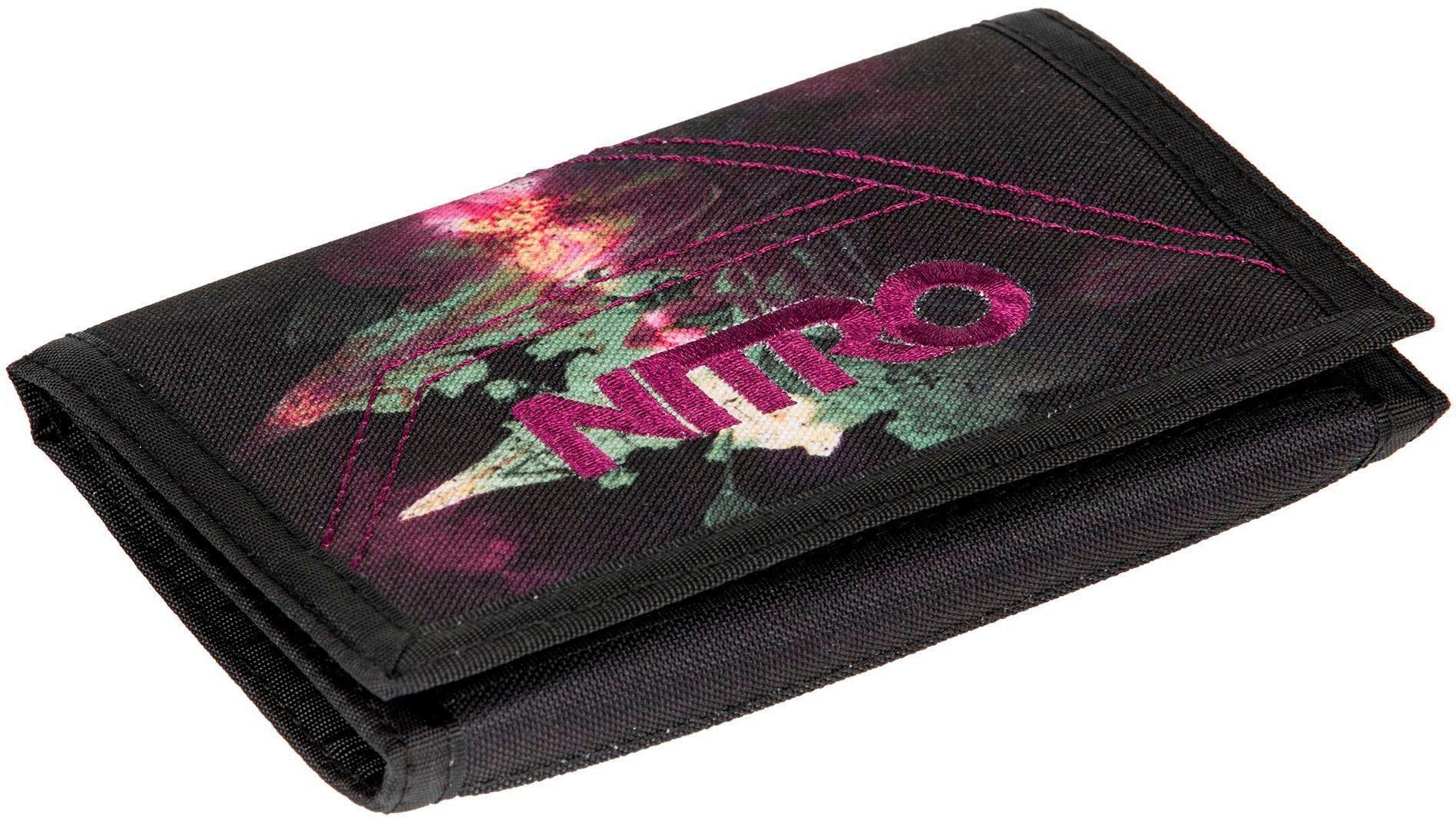 Nitro Geldbörse, »Wallet Black Rose«