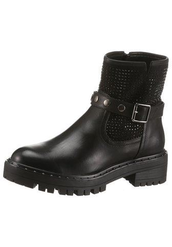 SURI FREY Baikerių stiliaus batai »Christy«