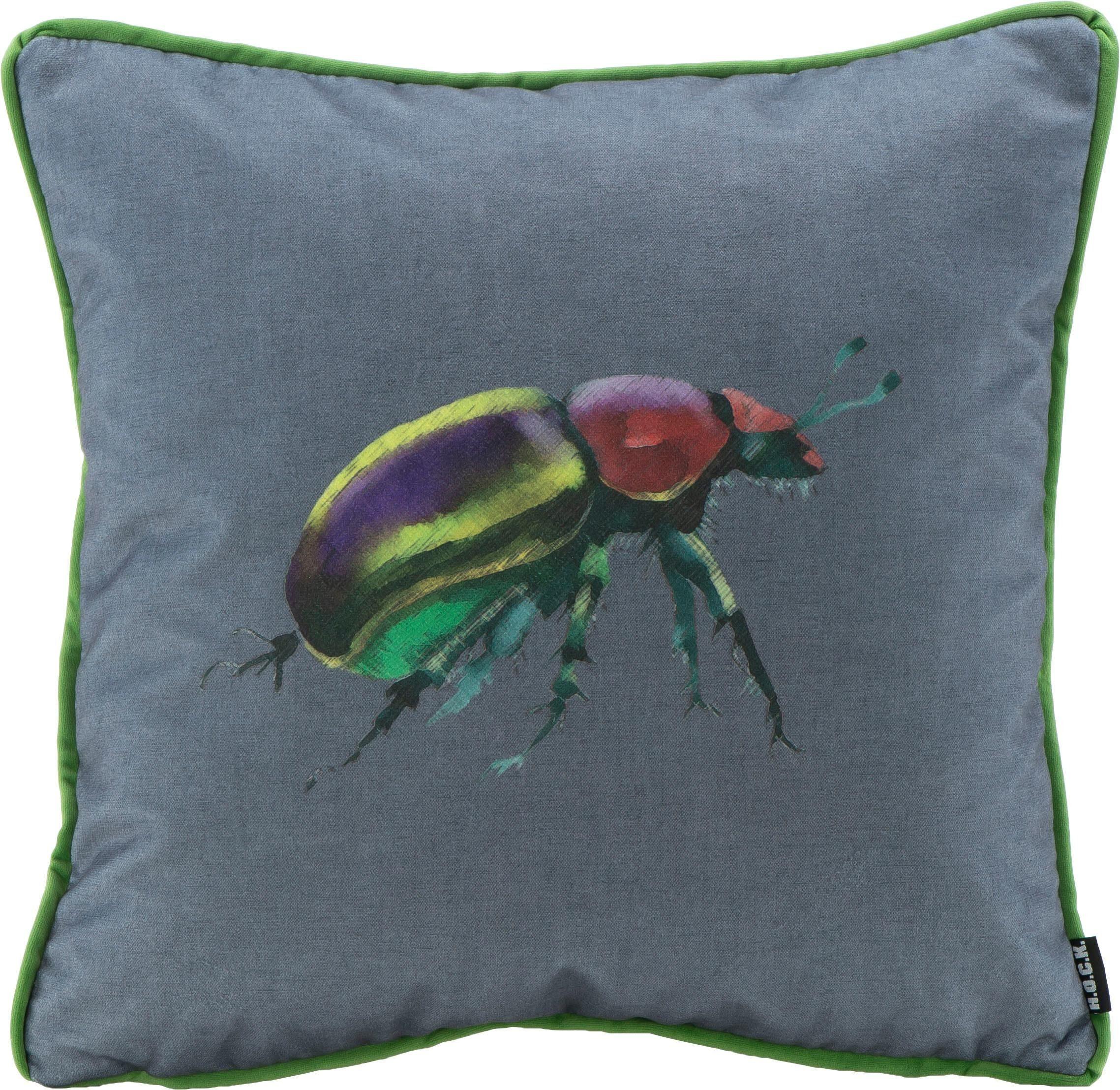 H.o.c.k. Kissen Bugs »Rosenkäfer«, 45/45 cm
