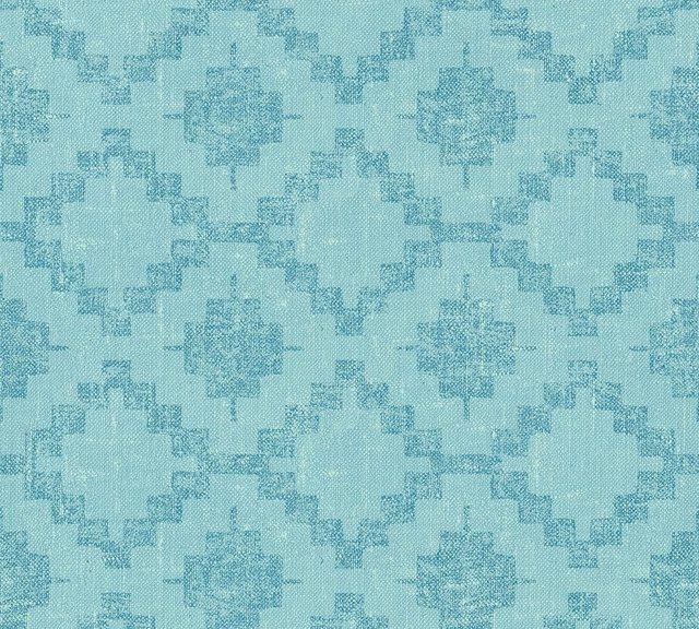 Vliestapete »California«, matt, FSC® | Baumarkt > Malern und Tapezieren > Tapeten | Blau | living walls