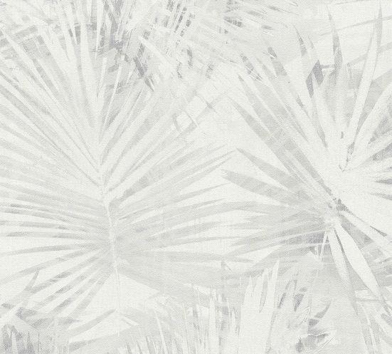 Vliestapete »Hygge«, leicht glänzend, floral, Strukturmuster, texturiert
