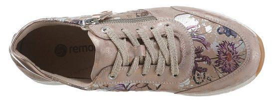 Floralem Remonte Remonte Print Sneaker Sneaker Mit wIOfgq