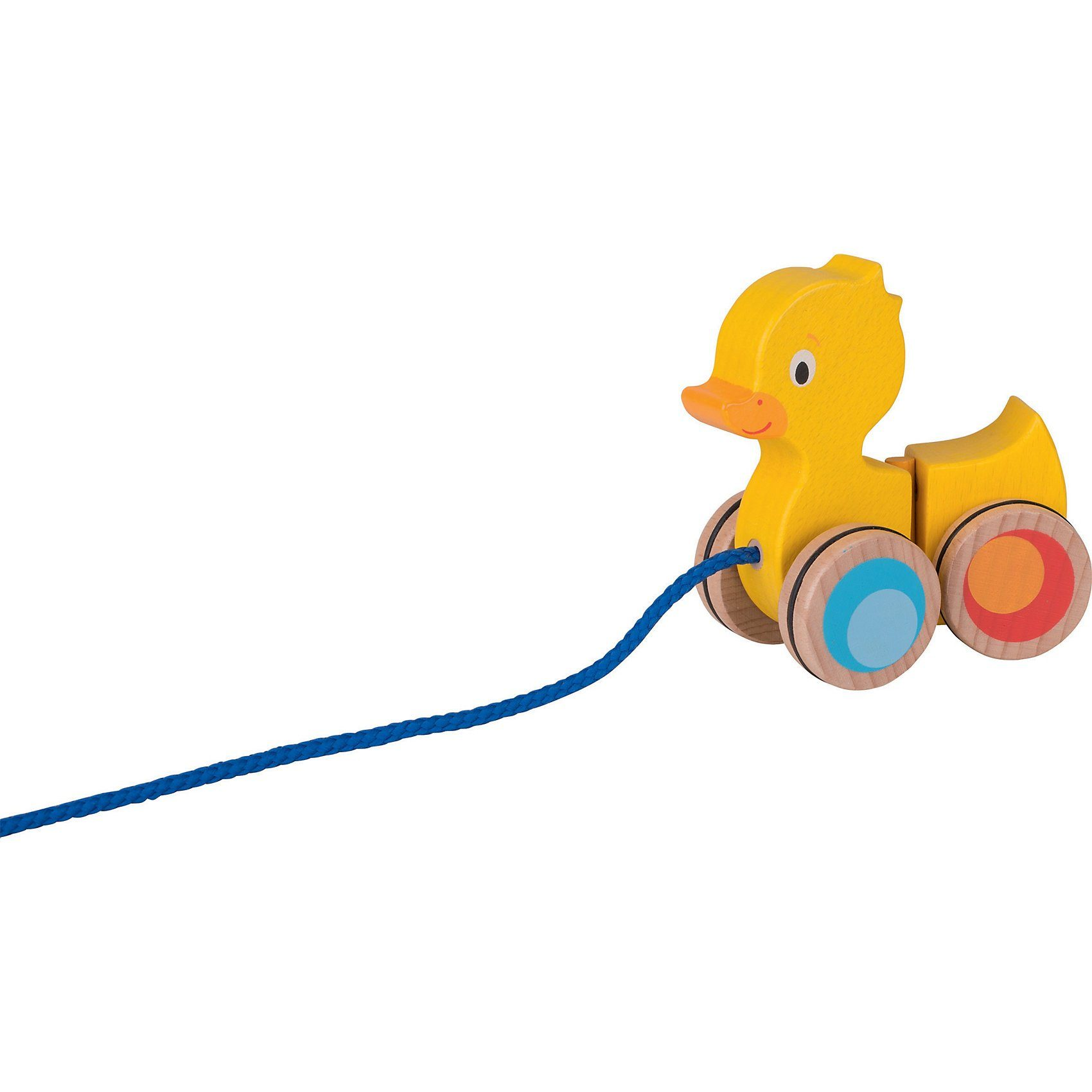 goki Ziehtier Ente