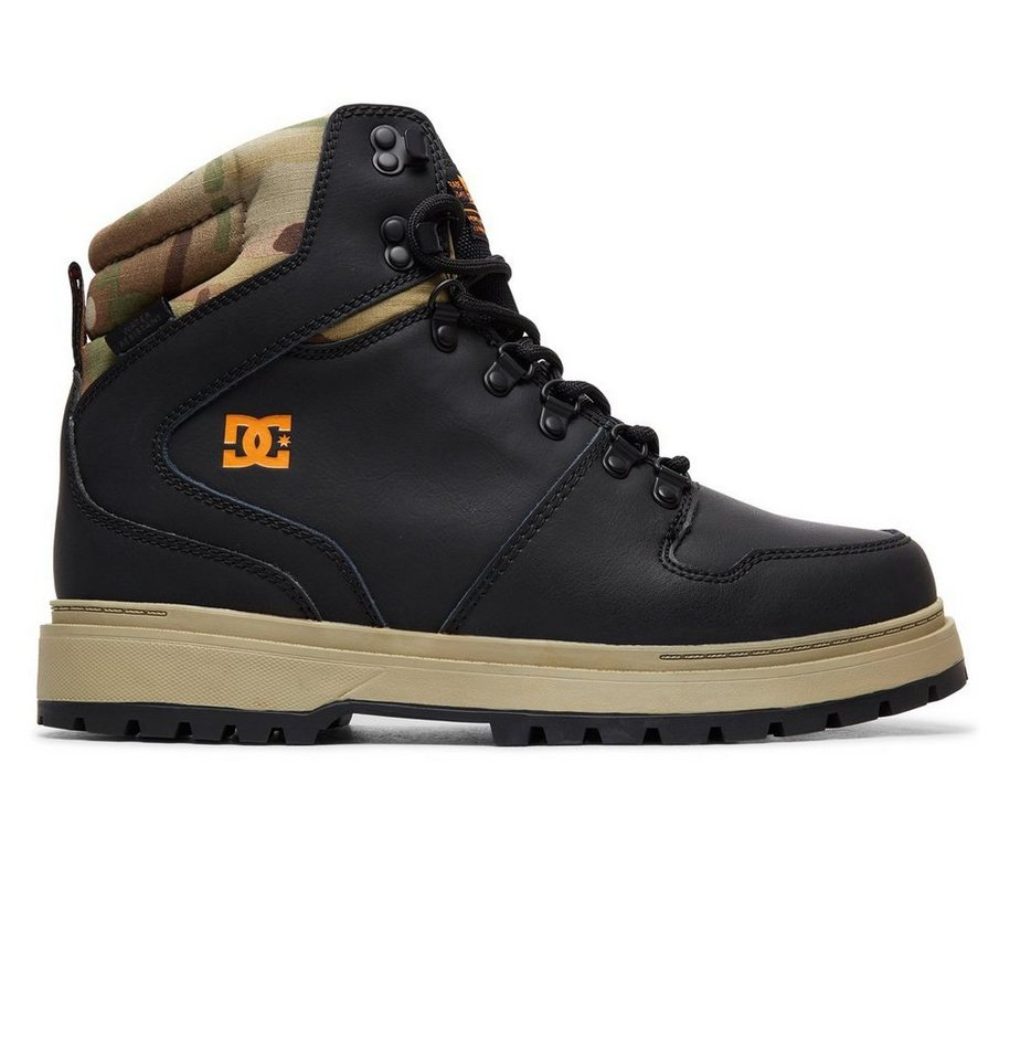 the latest 1a35e 086e1 DC Shoes Stiefel »Peary«, Aus strapazierfähigem Leder online kaufen | OTTO