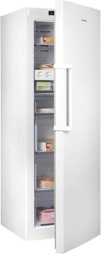 hisense gefrierschrank fv306n4cw2 174 6 cm hoch 59 5 cm breit online kaufen otto. Black Bedroom Furniture Sets. Home Design Ideas