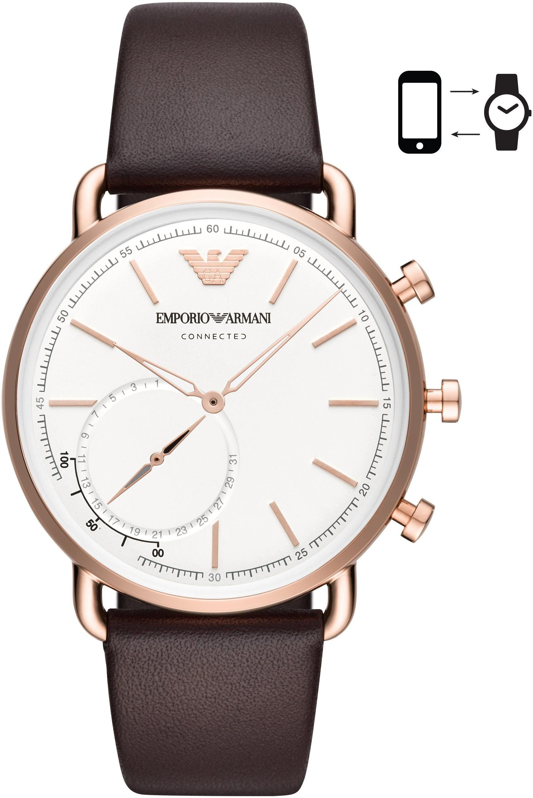 EMPORIO ARMANI CONNECTED ART3029 Smartwatch
