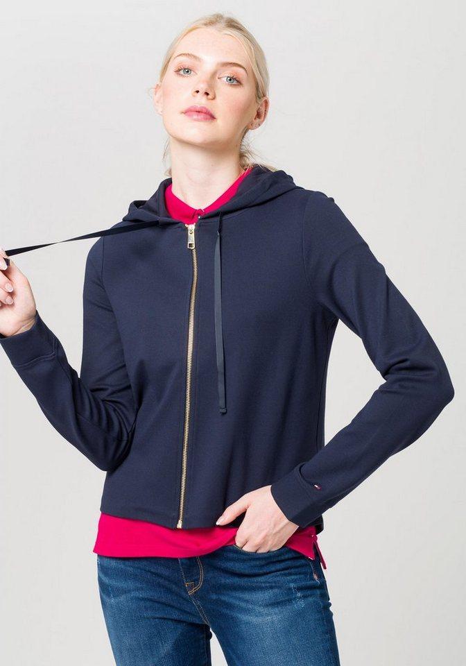 Tommy Hilfiger Sweater »EDA LACE HOODIE LS« kaufen   OTTO 20dfa34065