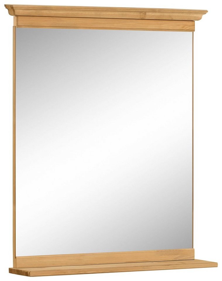 welltime spiegel tili mit ablage breite 60 cm otto. Black Bedroom Furniture Sets. Home Design Ideas