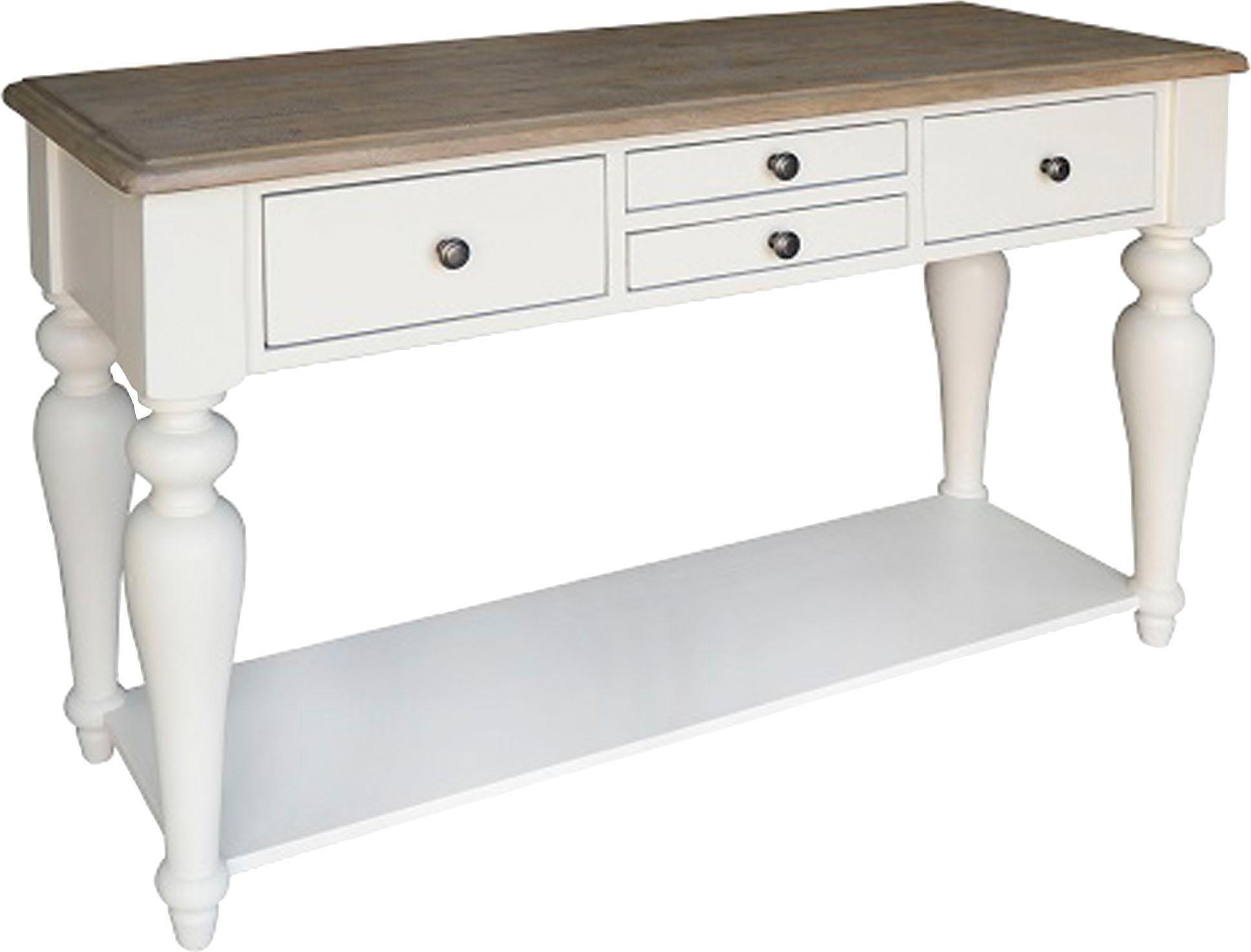 the wood times konsolentische online kaufen m bel suchmaschine. Black Bedroom Furniture Sets. Home Design Ideas