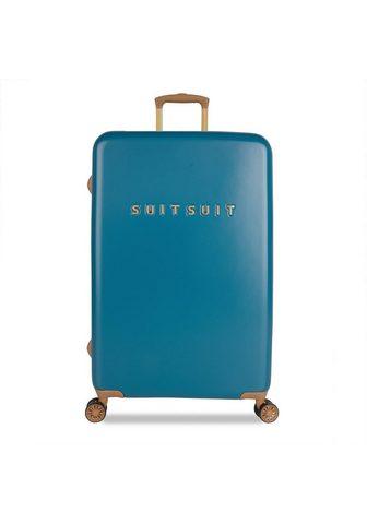 """Пластиковый чемодан на колесах """"F..."""