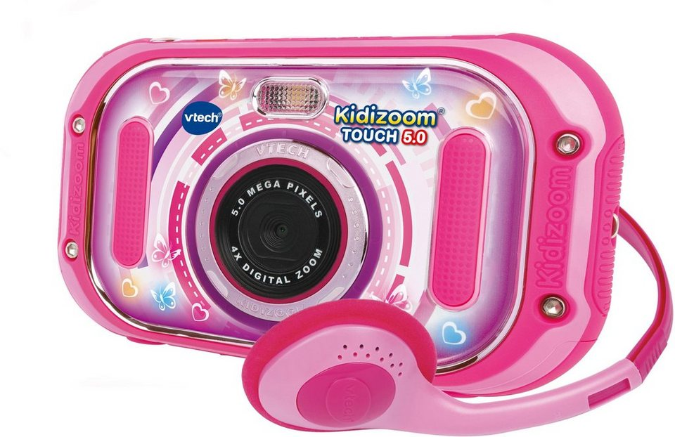 Musik Player Kinder vtech kinder digitalkamera mit musik-player, »kidizoom touch 5.0