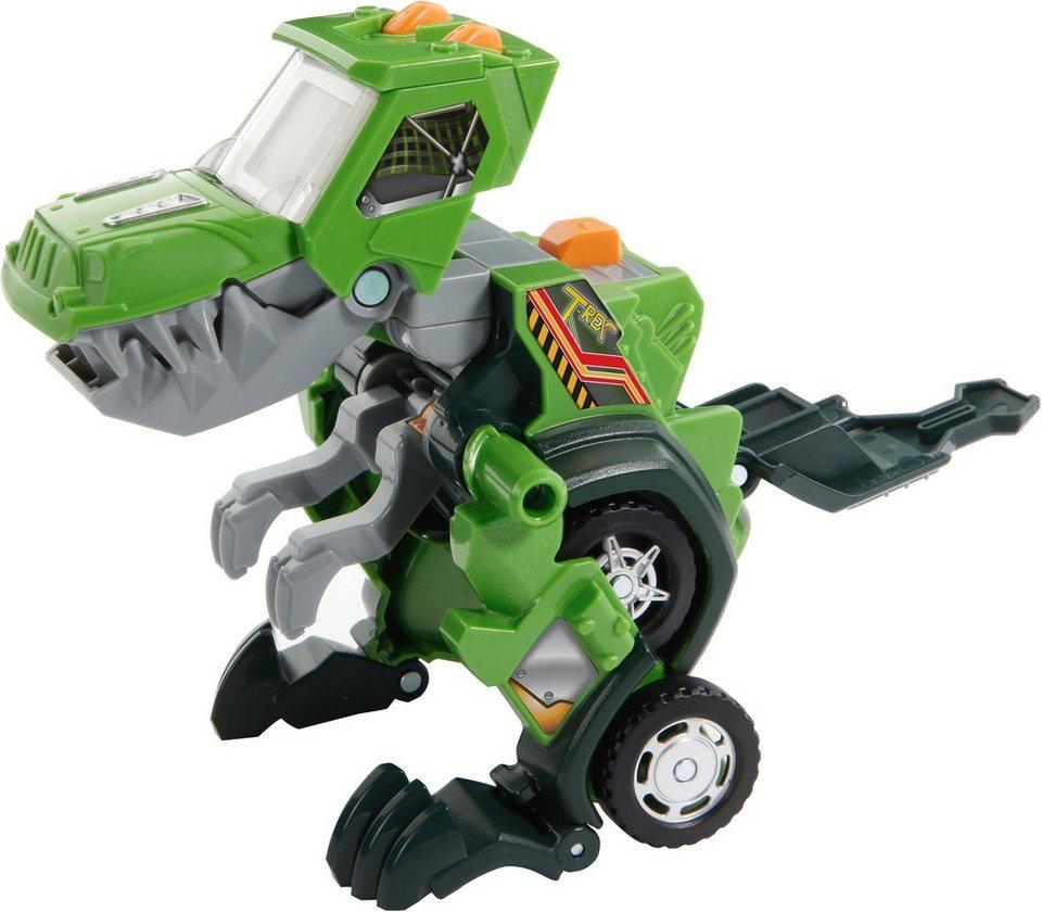 VTech 2-in-1 Spielzeug,  Switch & Go Dinos, T-Rex
