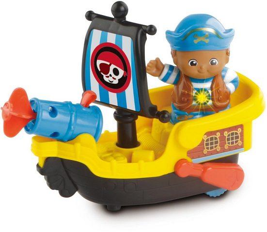 Vtech® Spielzeug-Boot »Kleine Entdeckerbande, Pirat Nico mit Boot«