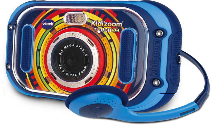 Vtech® »Kidizoom Touch 5.0« Kinderkamera (5 MP, mit Musik)