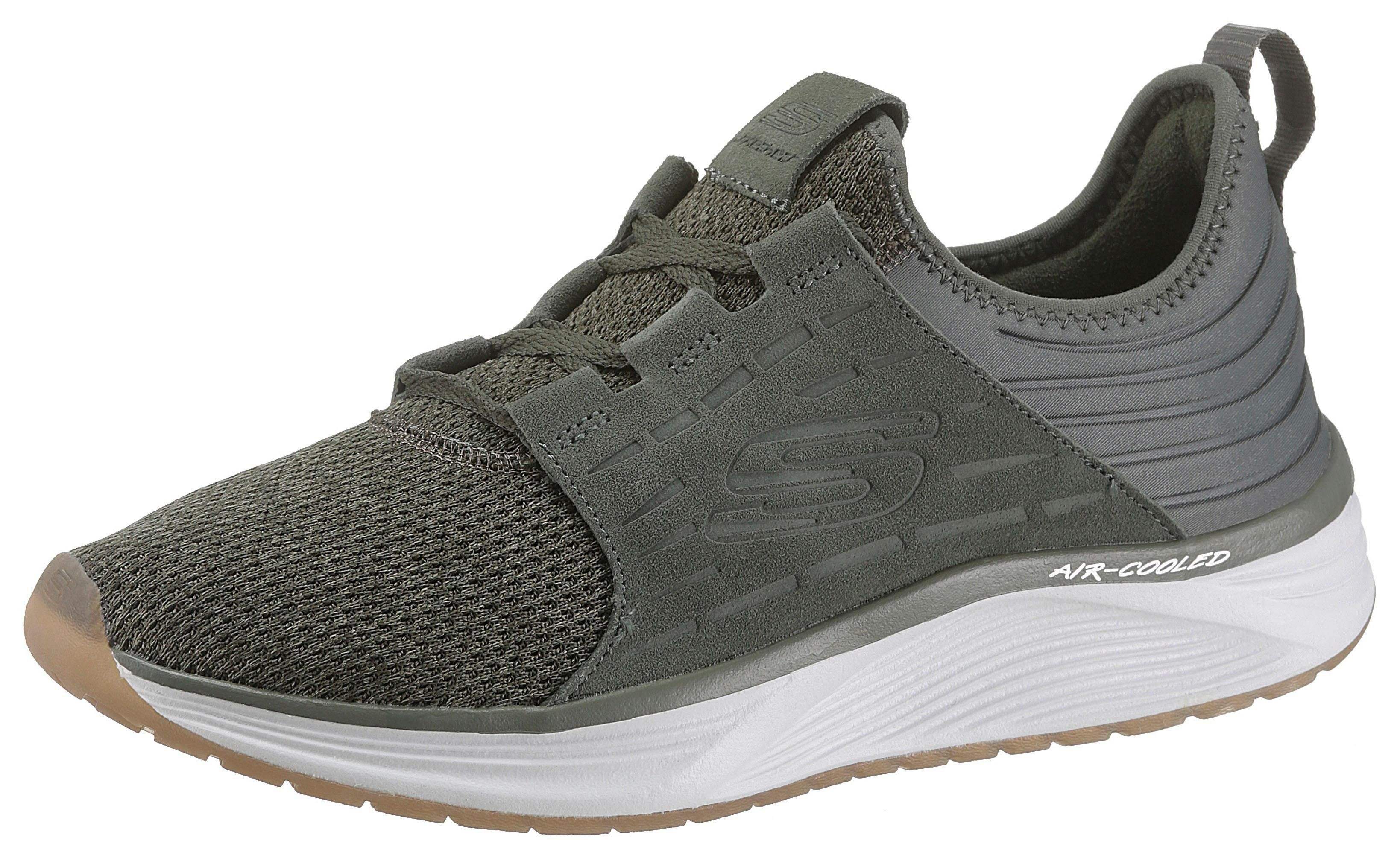 graue hohe Sneakers von Skechers, €72   OTTO   Lookastic