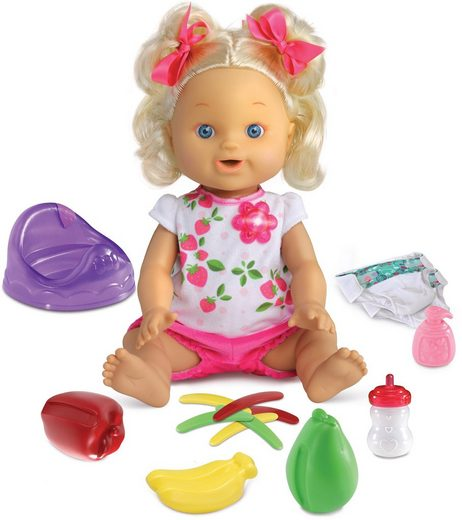 Vtech® Babypuppe »Little Love - Lina mit Töpfchen« (1-tlg)