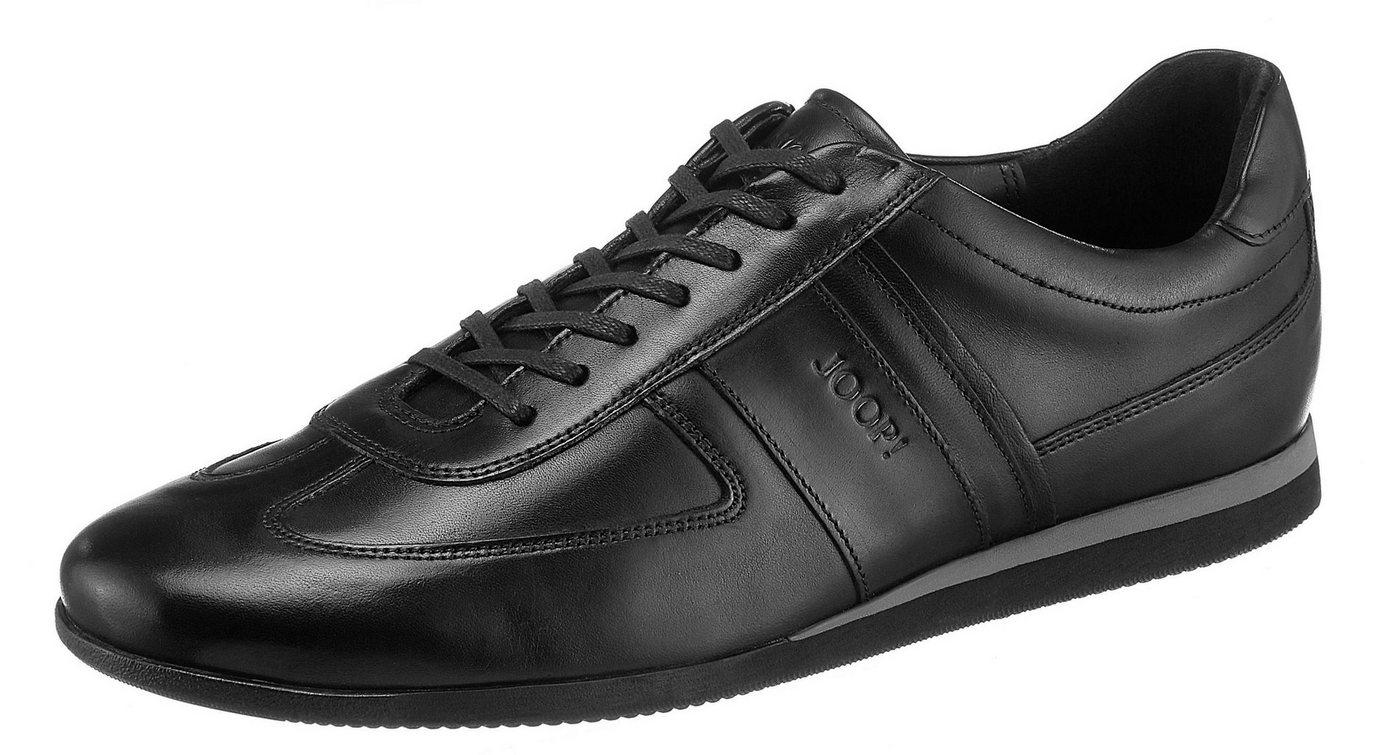 Herren Joop! Sneaker mit seitlicher Logoprägung schwarz | 04053533658855