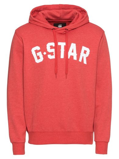 G-Star RAW Kapuzensweatshirt »Halgen core hooded sw l/s«