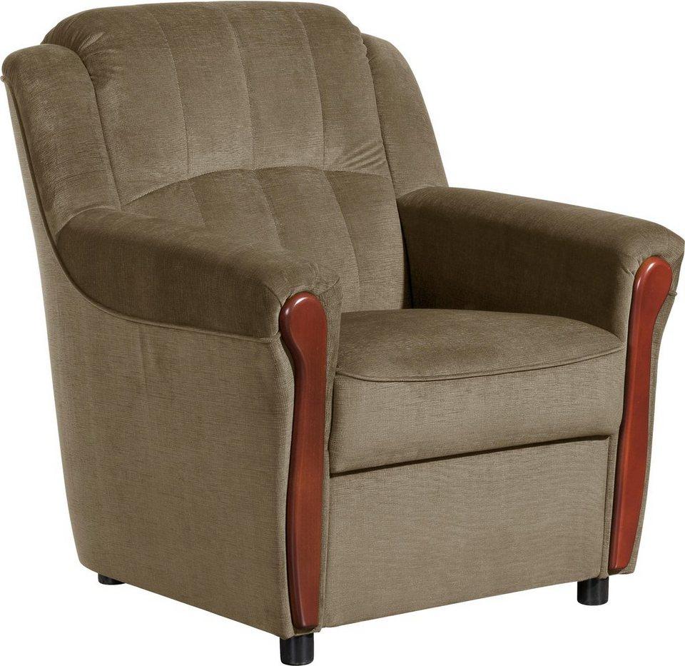 max winzer sessel trier mit sichtholzschabracken online kaufen otto. Black Bedroom Furniture Sets. Home Design Ideas