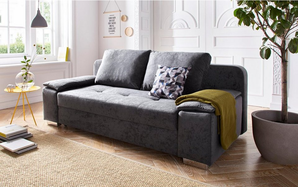 COLLECTION AB Schlafsofa, Mit Federkern, Inklusive