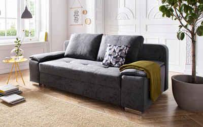 Bettsofas Bettcouch Kaufen Sofa Mit Schlaffunktion Otto