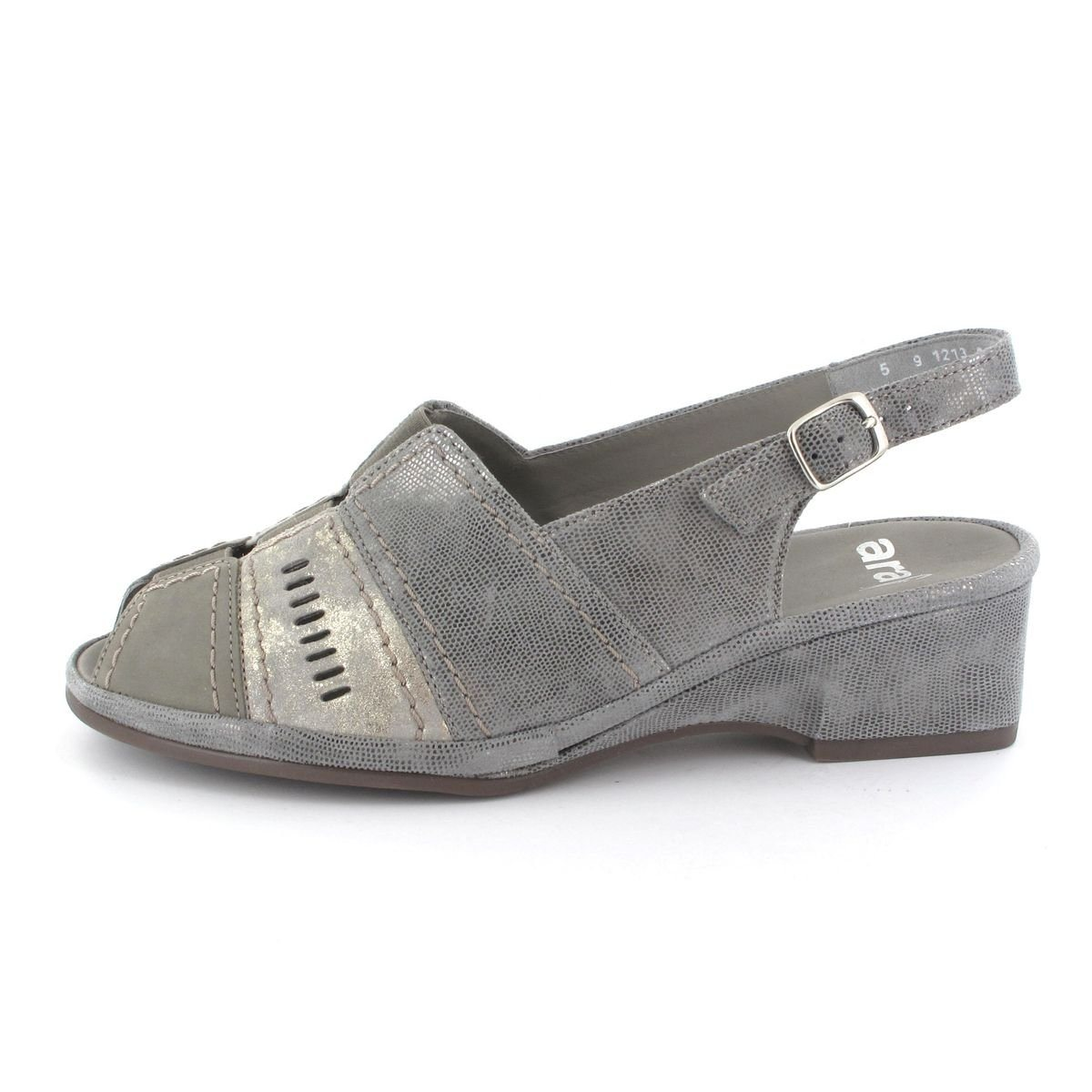Ara Sandalette | Schuhe > Sandalen & Zehentrenner > Sandalen | Grau | Ara