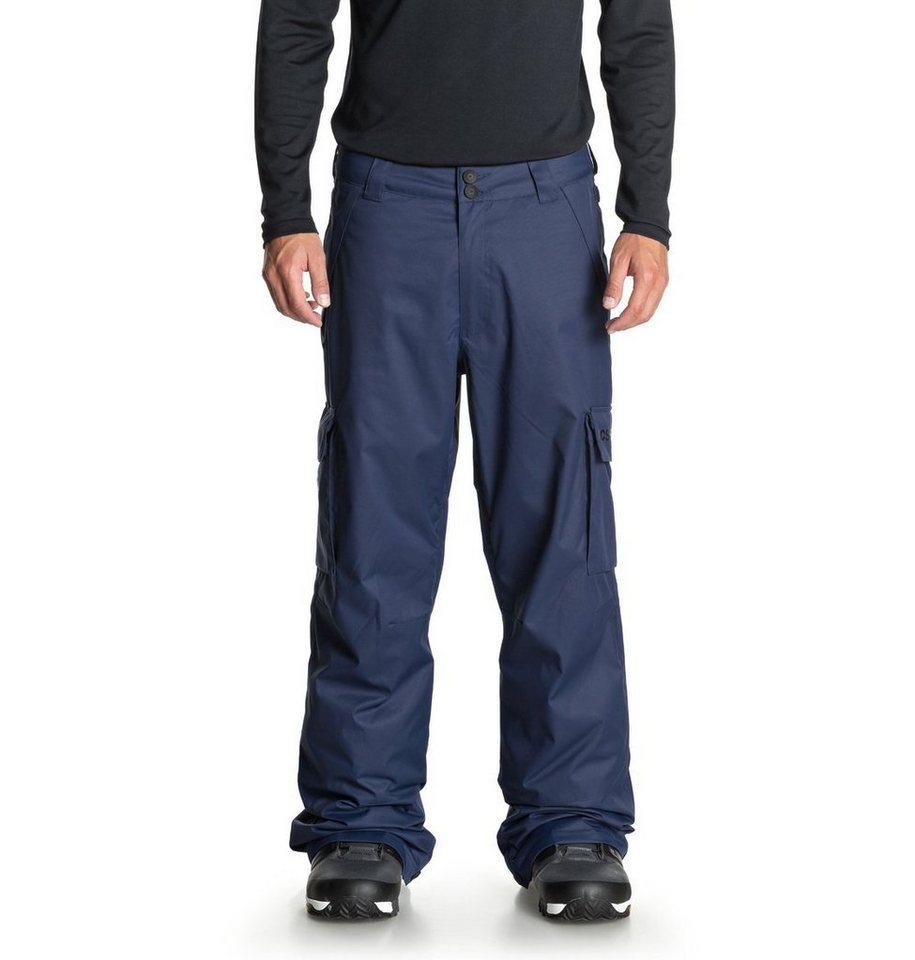 DC Shoes Snowboardhose »Banshee« | Sportbekleidung > Sporthosen > Snowboardhosen | Blau | DC Shoes