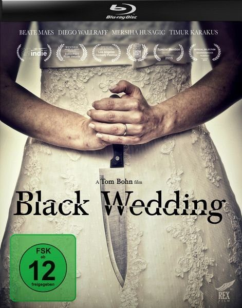 Blu-ray »Black Wedding«