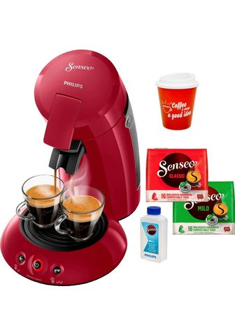 Senseo Kaffeepadmaschine HD6554/90 New Origin...