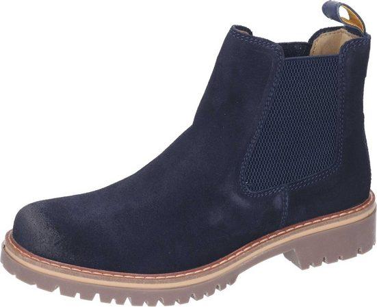 camel active »Boots« Chelseaboots aus Veloursleder