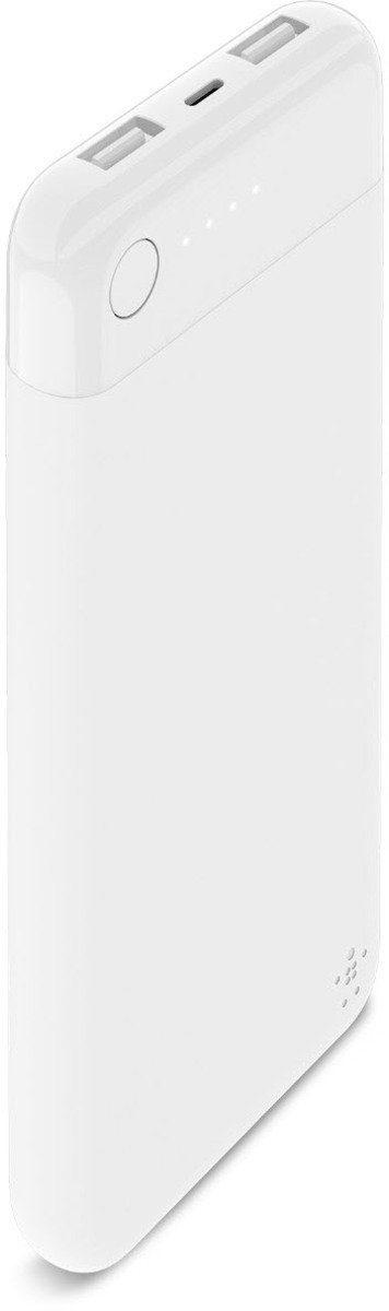 Belkin Lader »Power Bank 10k mAh Light.-Conn. inkl. Kabel MFI«