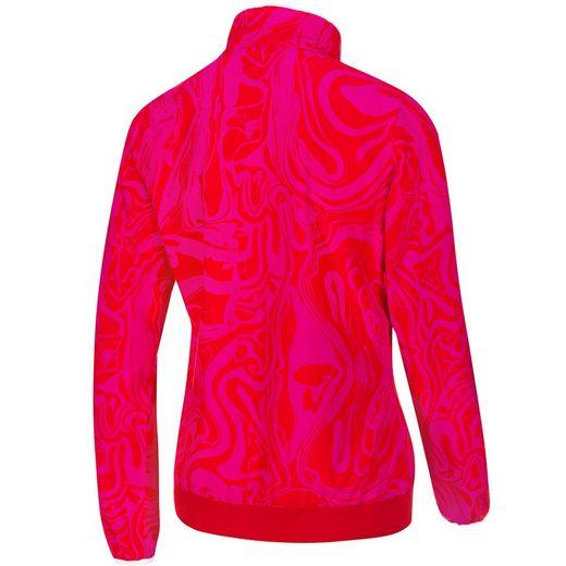 BIDI BADU Trainingsjacke mit auffallendem Muster