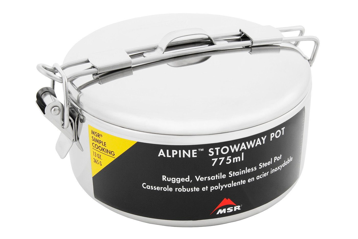 MSR Camping-Geschirr »Alpine Stowaway Pot 775ml«