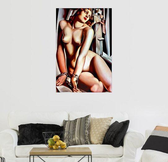 Posterlounge Wandbild - Tamara de Lempicka »Die Sklavin«