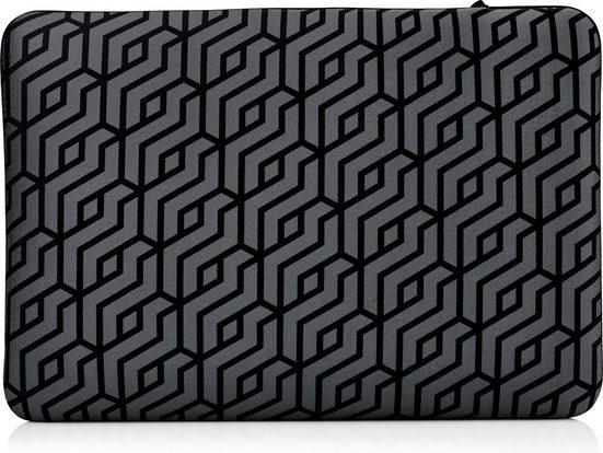 HP Sleeve »Verlässlicher Schutz. Wendbar.« 35,6 cm (14 Zoll), 35,56 cm (14) Wendbar, Neopren