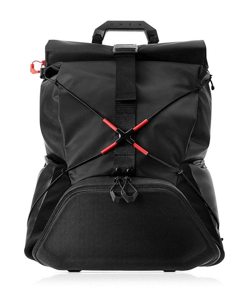hp omen x transceptor gaming rucksack 43 94 cm 17 zoll. Black Bedroom Furniture Sets. Home Design Ideas