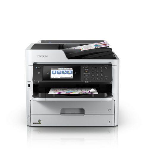 Epson WorkForce Pro WF-C5710DWF Drucker »Tintenstrahl-Multifunktionsdrucker«