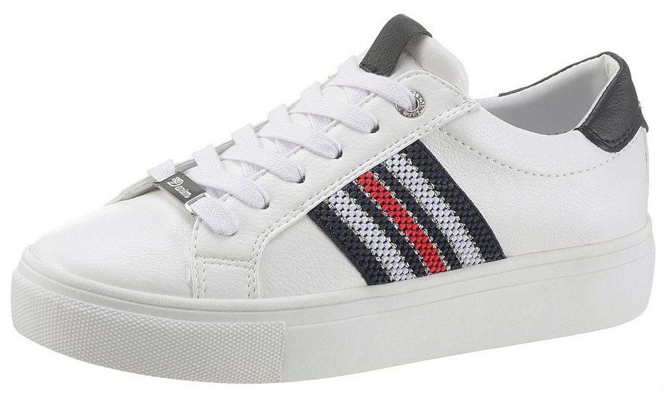 fddc585168b8dd TOM TAILOR Sneaker in sportlicher Form kaufen
