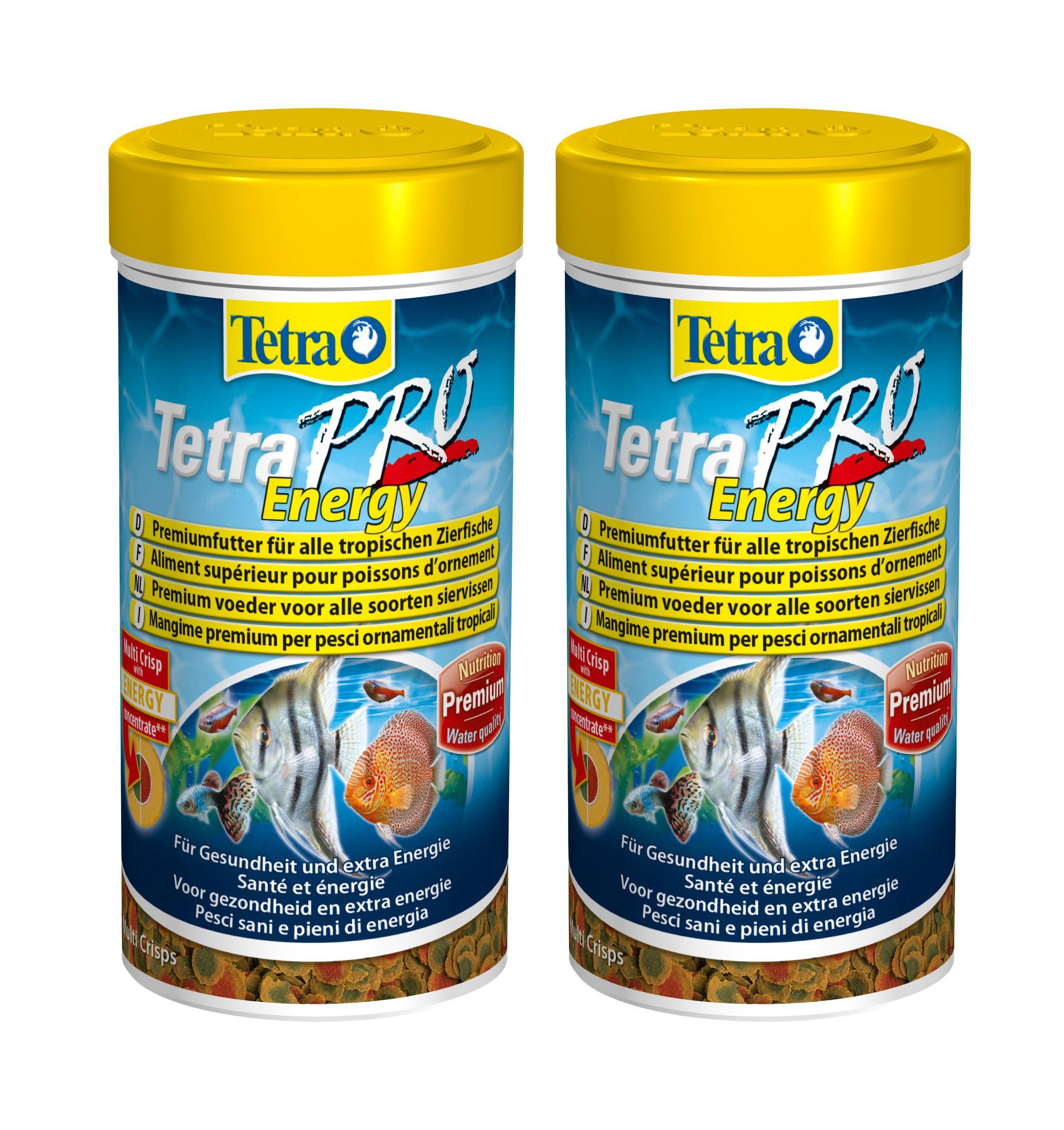TETRA Fisch-Flockenfutter »Pro Energy«, 2x250 ml