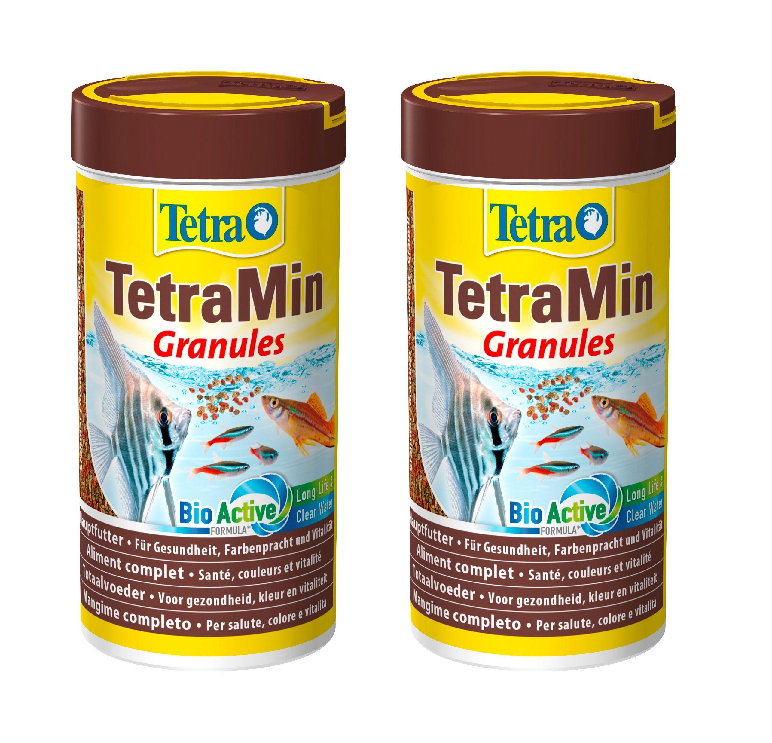 TETRA Fischfutter »TetraMin Granules«, 2x250 ml