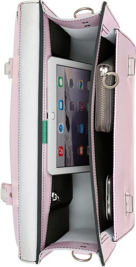 »catchall Business Mit Businesstasche Pink« Tabletfach Ceevee® Soft PWgtqWU