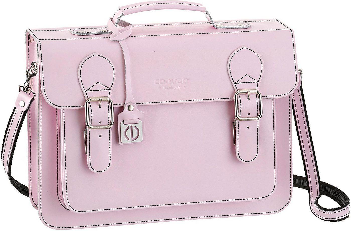 Ceevee Businesstasche »Catchall Business, Soft Pink«, mit Tabletfach | Taschen > Business Taschen > Sonstige Businesstaschen | Rosa | Ceevee
