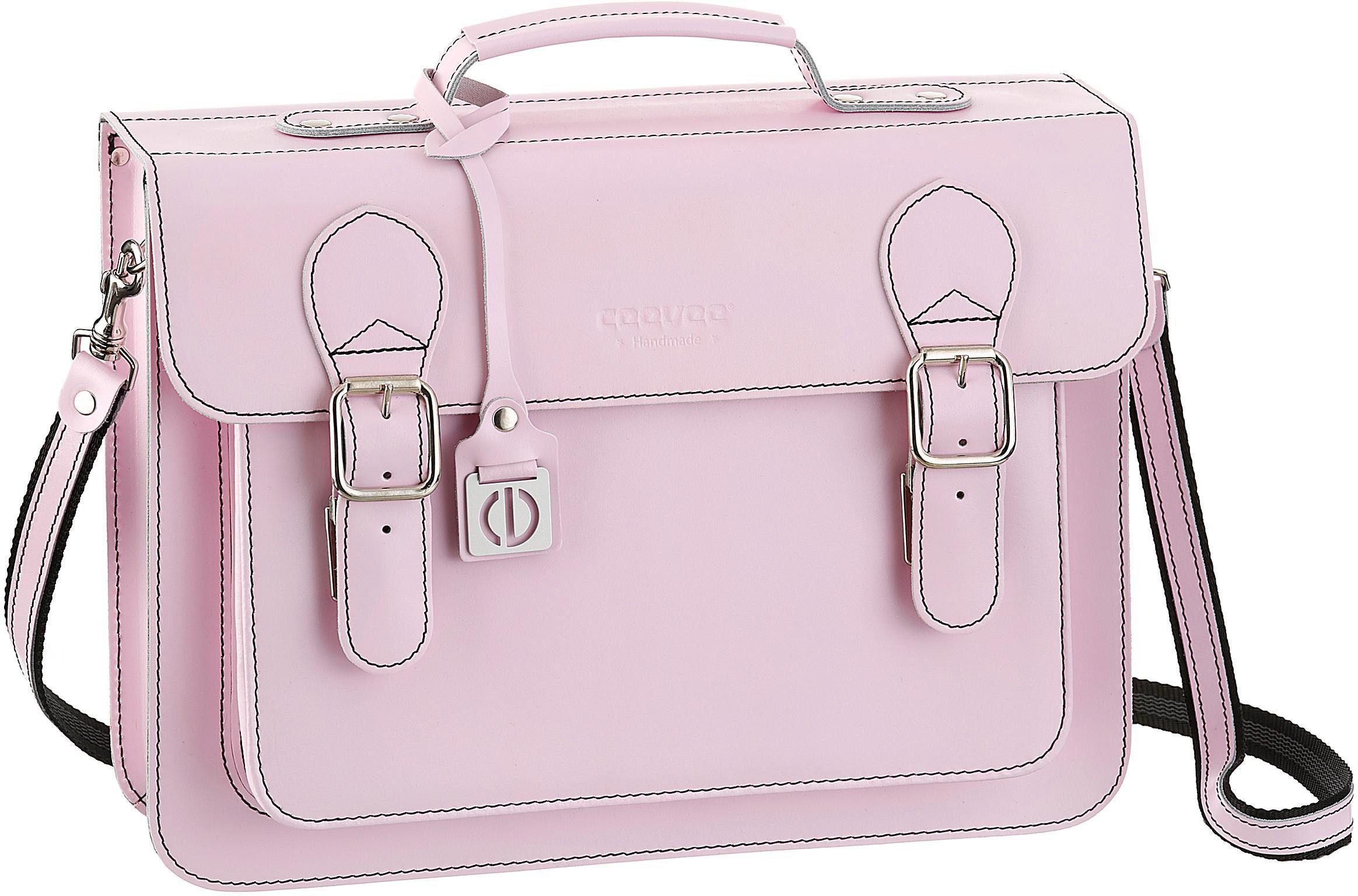 ceevee® Businesstasche mit Tabletfach, »Catchall Business, Soft Pink«