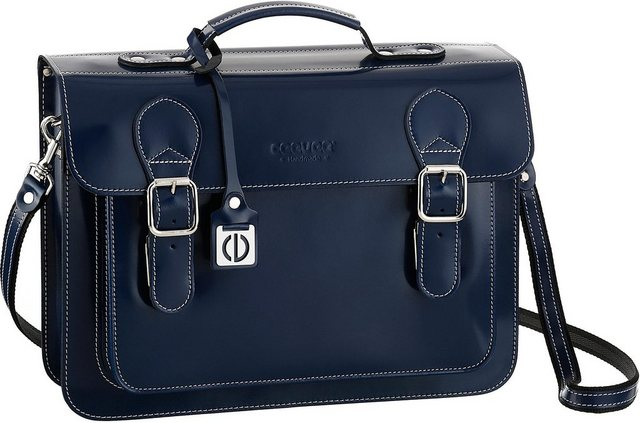 ceevee® Businesstasche mit Tabletfach, »Catchall Business, Dark Navy« | Taschen > Business Taschen > Sonstige Businesstaschen | Blau | Ceevee