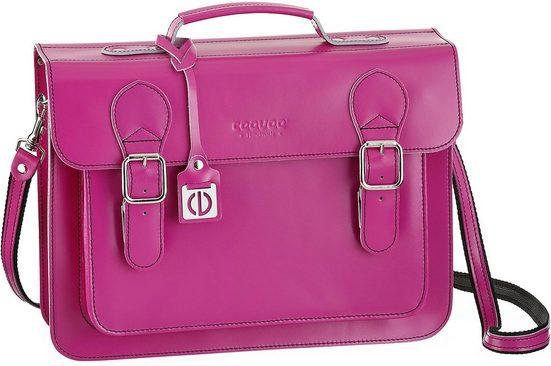 Ceevee Businesstasche »Catchall Business, Purple«, mit Tabletfach