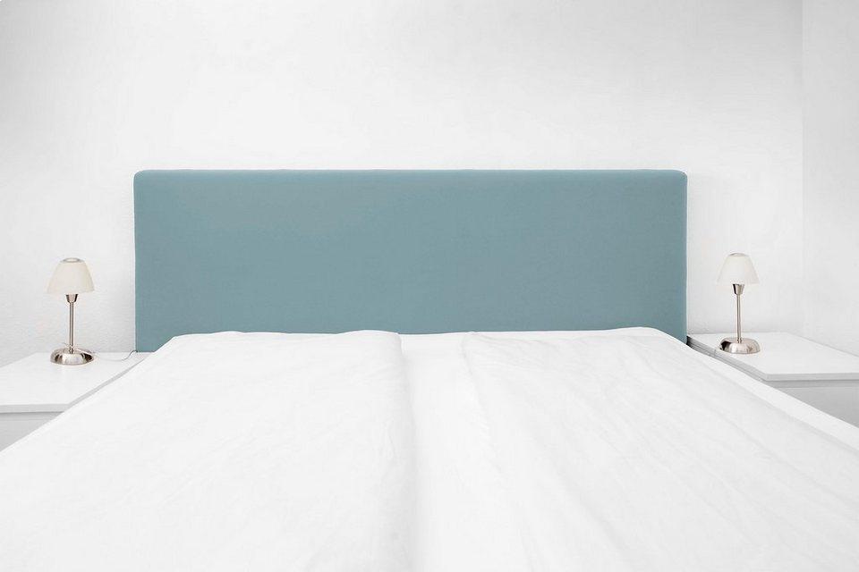 Elastisch Bettüberwurf Betthusse Bezug Husse Abdeckung Für Kopfteil 4 Größen Neu