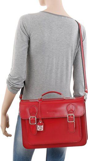 Ceevee® Tabletfach Mit »catchall Red« Business Businesstasche 8Fgrx8