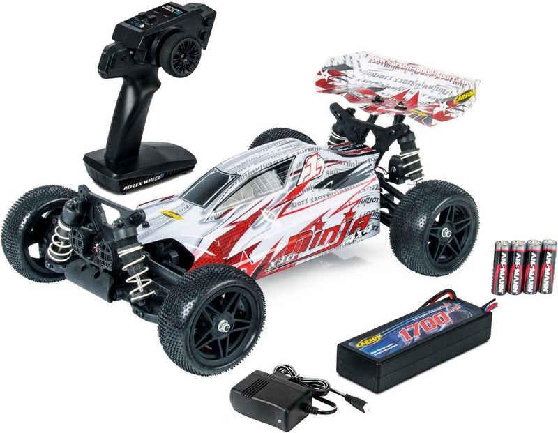 CARSON RC-Auto »Ninja X10, 1:10, RTR« (Set, Komplettset)