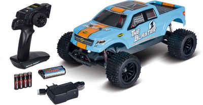 CARSON RC-Truck »The Blaster FE« (Set, Komplettset), mit LED-Scheinwerfern