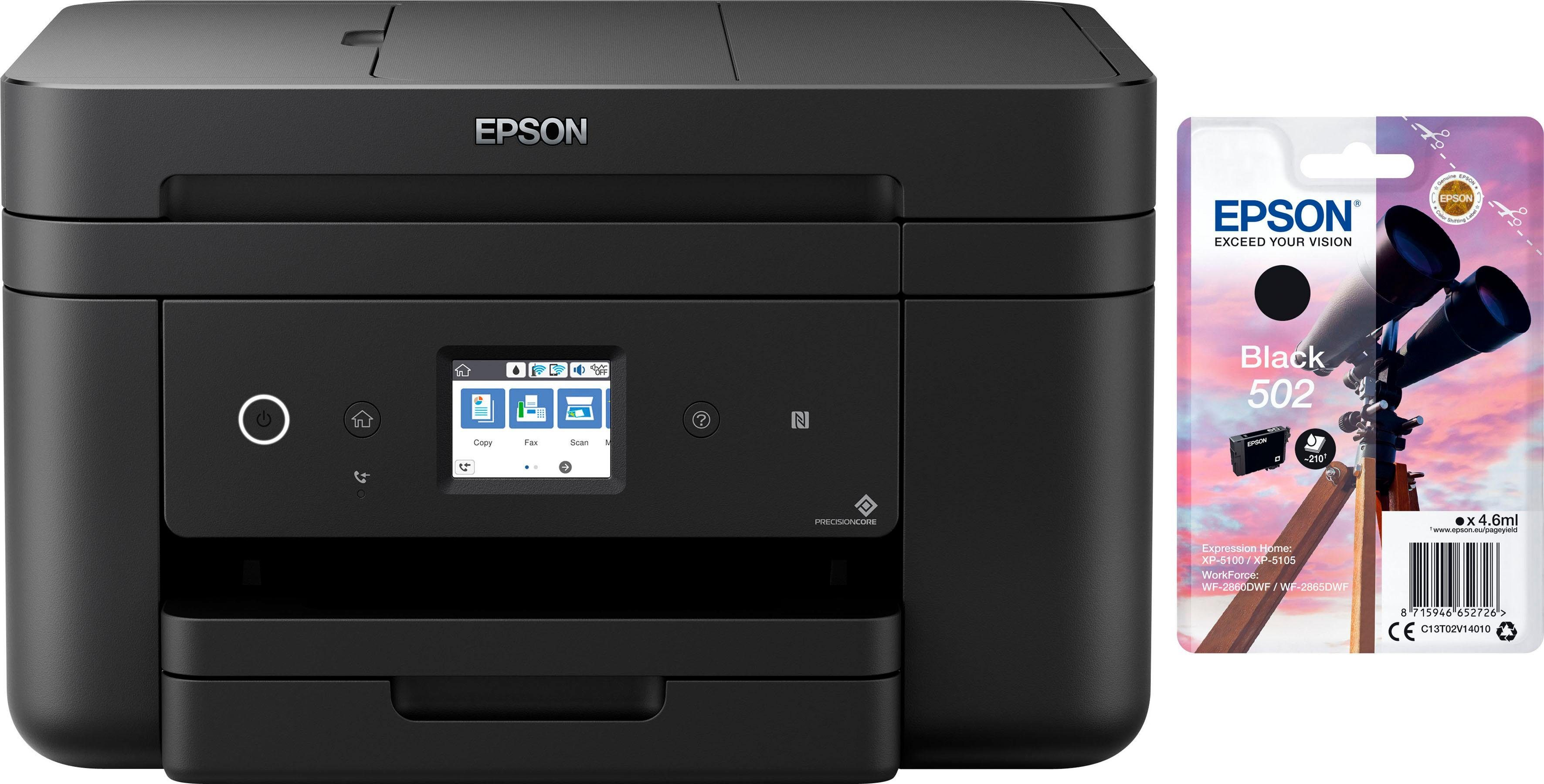 Epson WorkForce WF-2860DWF Multifunktionsgerät